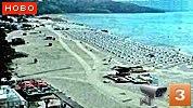 Летен курортен комплекс 'Албена' времето уеб камера към плажна ивица и плаж морски бряг на Черно море Free-WebCamBG