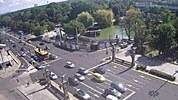 София погода веб-камера площади 'Орлиный мост' 75, бульвар 'Царя Освободителя' Free-WebCamBG