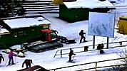 'Витошко лале' времето уеб камери долна лифт станция към ски писта 'Лалето' Витоша планина Free-WebCamBG