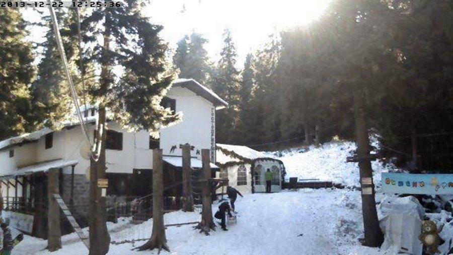 Гостоприемница 'Мотен' (10.януари.2014 г.) времето уеб камера Витоша планина Free-WebCamBG