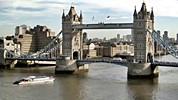 Лондон времето уеб камера река Темза мост 'Тауър Бридж' Англия Великобритания 'Tower Bridge' London Free-WebCamBG